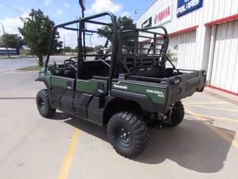 2019 Kawasaki Mule PRO-DXT EPS Diesel in Wichita Falls, Texas - Video 1