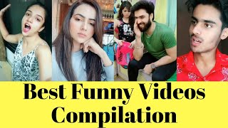 Most Funny Videos - 2 | Avneet kaur, garima chaurasia, jannat zubair, Mrfaisu, Awez Darbar