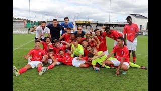 Mondial de Football de Montaigu - Le parcours de la Sélection de Vendée