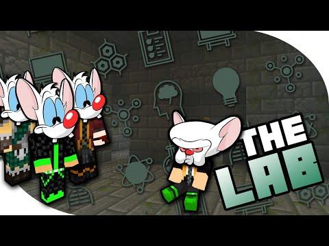 JA jestem MÓZGIEM! | Minecraft The Lab (feat. Bloczu, Wratherius, Kubanos)