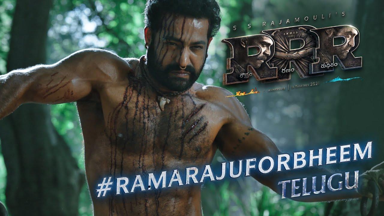 Ramaraju For Bheem - Bheem Intro - RRR (Telugu)
