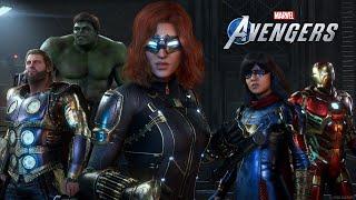 Marvel's Avengers: WAR TABLE | Extended Gameplay