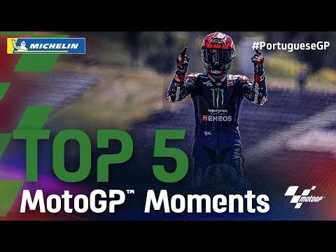 ファビオが優勝 MotoGP 2021 第3戦ポルトガルGP 決勝レースのハイライト動画