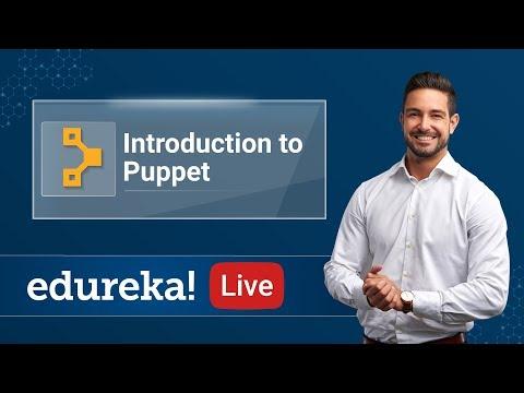 DevOps Live - 2   Introduction to Puppet   DevOps Training   Edureka