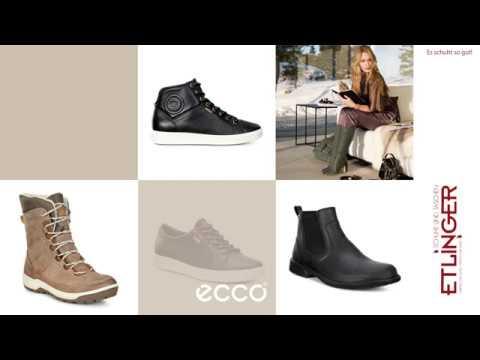 Etlinger Schuhe - Ecco - Herbst 2017