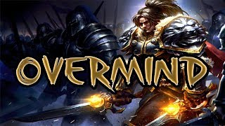 Resilience - Master Varian - Overmind