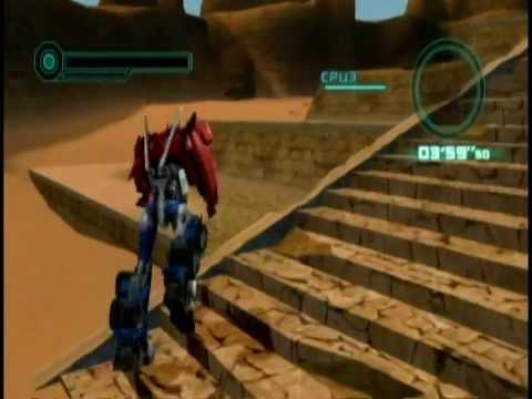 Видео № 1 из игры Transformers: Prime – The Game (Б/У) [Wii U]