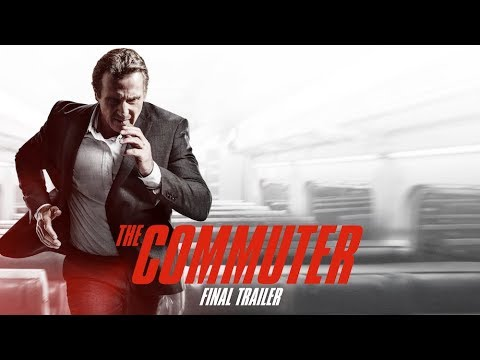 Video trailer för The Commuter (2018 Movie) Final Trailer – Liam Neeson, Vera Farmiga, Patrick Wilson
