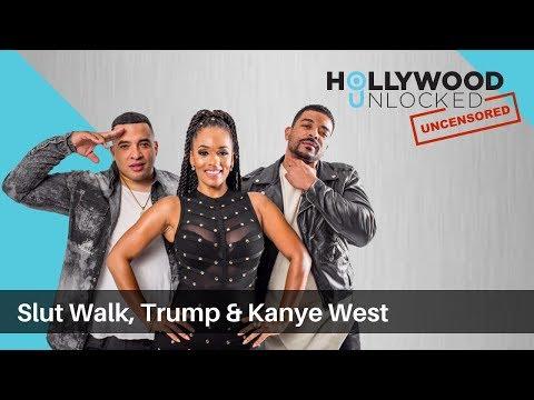 Jason, Rosa Acosta & Jeroslyn talk Slut Walk & Kanye West on Hollywood Unlocked [UNCENSORED]
