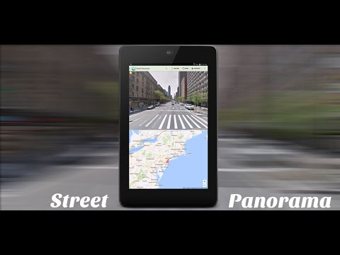 Video of Street Panorama