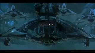 INDEPENDENCE DAY - ESCAPE SCENE