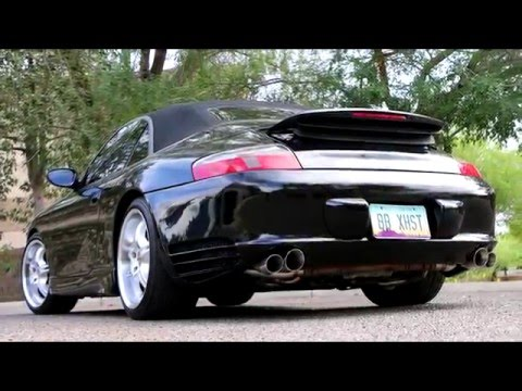 Porsche 996 Drive Off – Billy Boat Exhaust