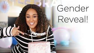 Tia Mowrys Gender Reveal  | Quick Fix