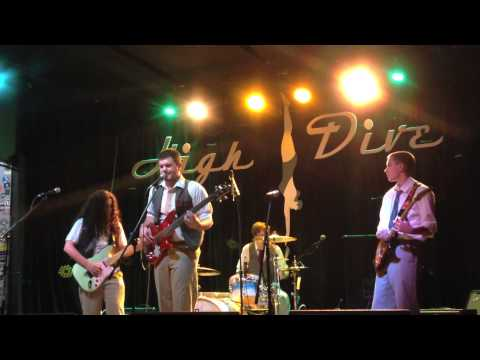 Fire - The Jalapenos: LIVE@High Dive