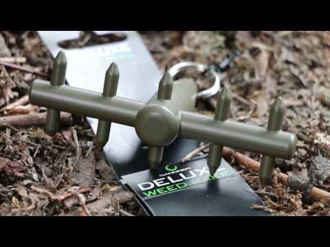 Gardner Deluxe Weed Rake - hínárkiszedő  videó