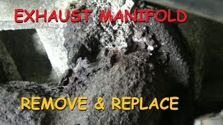 Ford F-150 Exhaust Manifold - Remove and Replace
