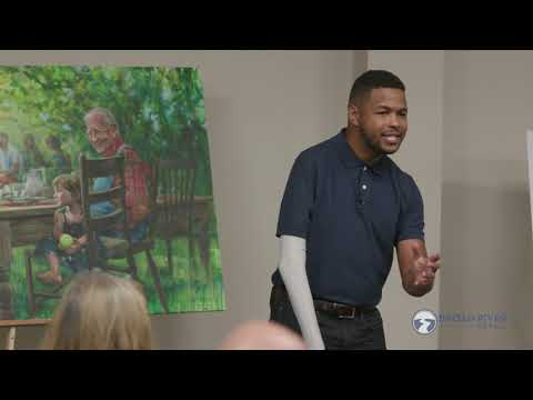Sample video for Inky Johnson