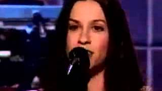 Alanis Morissette - 21 Things I Want In a Lover (Jay Leno 2002)