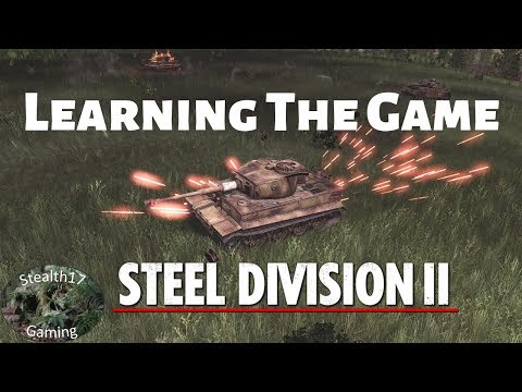 Steel Division 2 - Learning The Game