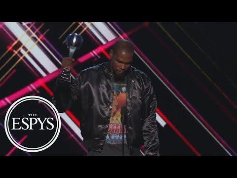Kevin Durant Wins Best Championship Performance | The ESPYS | ESPN