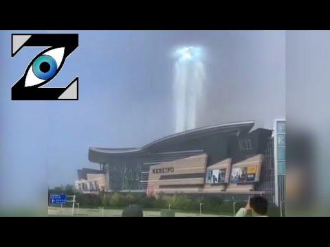 [Zap Net] Très étrange phénomène dans le ciel de Chine (10/09/21)