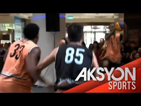 [News5]  Ranking ng Pilipinas sa FIBA 3×3 World Rankings, umangat