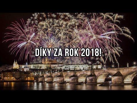 Díky za rok 2018!