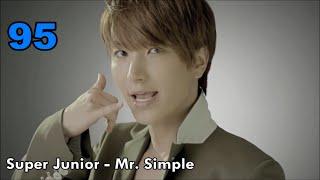 My Top Korean Songs (Male Version) 100-51