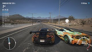 NFS Payback - Final Story Mission (full) - The Outlaw