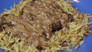 Chicken Fried Steak Recipe