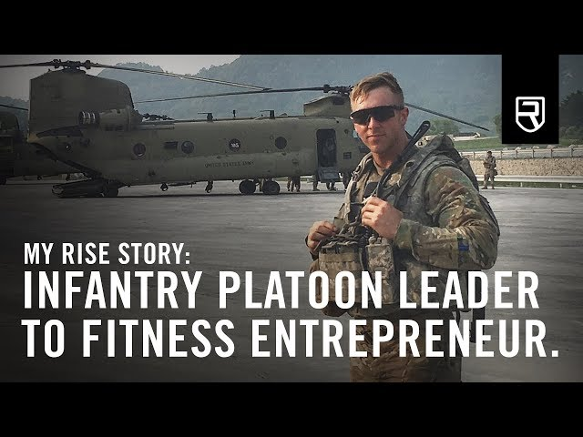 Nick Bare: From Infantry Platoon Leader to Fitness Entrepreneur | My Rise Story