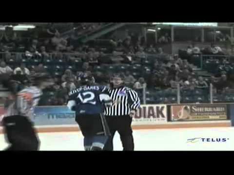 Devon Oliver-Dares vs. Marc-Andre Levesque
