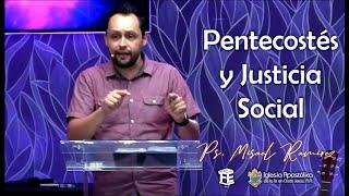 Pentecostalismo y Justicia Social