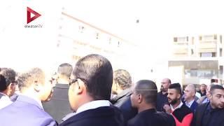 اعتداء بالأيدى.. حملة مرتضى منصور تعتدي على حملة أحمد سليمان