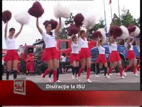 Distracție la ISU
