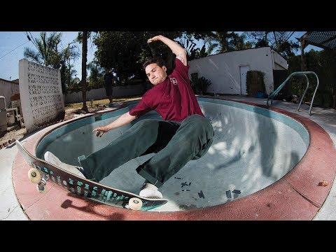 Ronnie at Burbank Pool