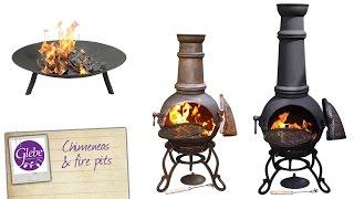 Chimeneas & Fire Pits