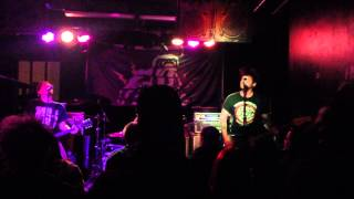 The Gusto - Having a Good Time and Getting Fucked up in the USA @ The Frequency Madison 11-28-2014