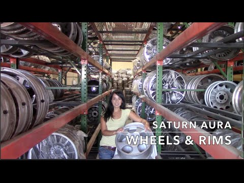 Factory Original Saturn Aura Rims & OEM Saturn Aura Wheels – OriginalWheel.com