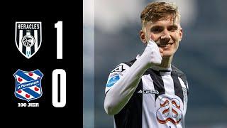 Heracles Almelo - sc Heerenveen | 23-01-2021 | Samenvatting