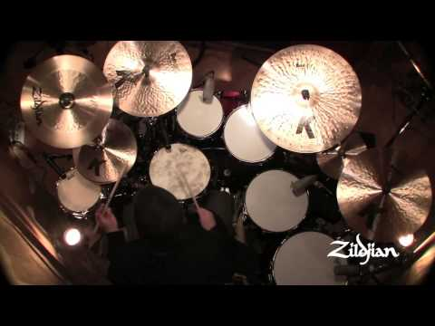 Zildjian Sound Lab – Cymbal Comparison Video – Full Version