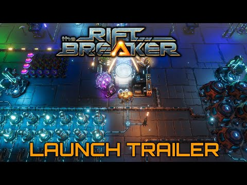 Trailer de The Riftbreaker