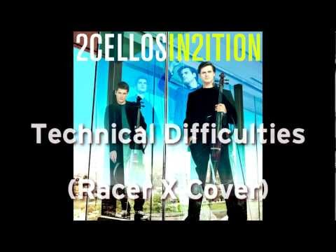2Cellos - Technical Difficulties (Racer X Cover) - In2ition Album [2013] HD