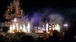 Disney Showtime Spectacular - Disneyland Paris HD New Generation Festival Full Show
