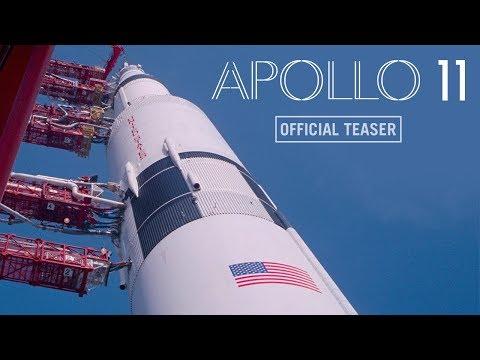 Video trailer för Apollo 11 [Official Teaser]