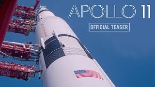 Trailer of Apollo 11 (2019)
