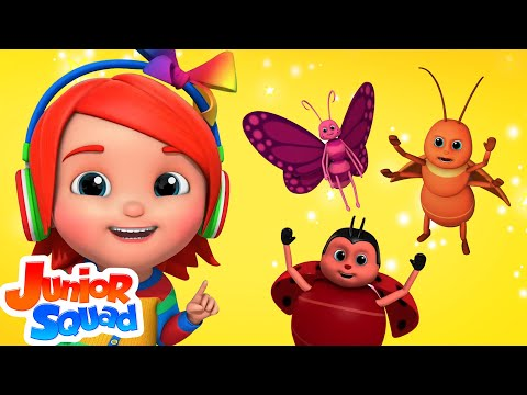Bugs Song | Nursery Rhymes & Kids Songs For Children