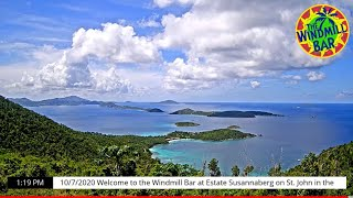 Windmill Bar, St. John, USVI