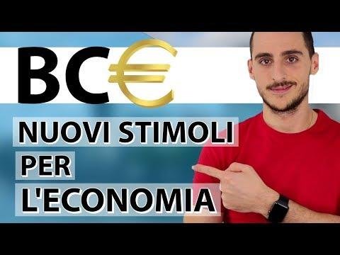 Banca centrale europea lascia i tassi a zero: Analisi dei mercati #225