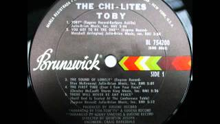 Chi-Lites - There Will Never Be Any Peace